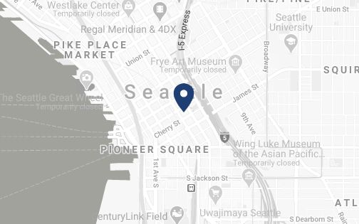 Location of Seattle Office